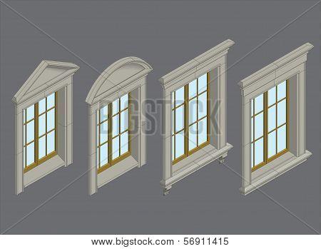 isomentic windows set