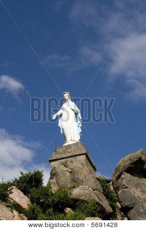 Virgin Mary Of  Sivignon