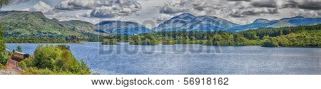 Loch Awe Panorama
