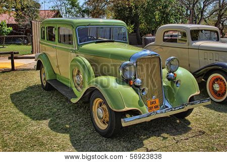1933 Dodge Six Series Dp Sedan