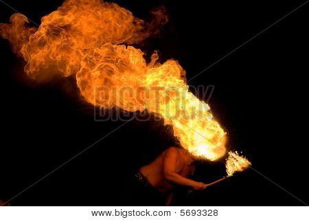 Fire-eater