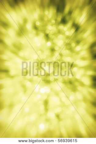 sparkle gold background
