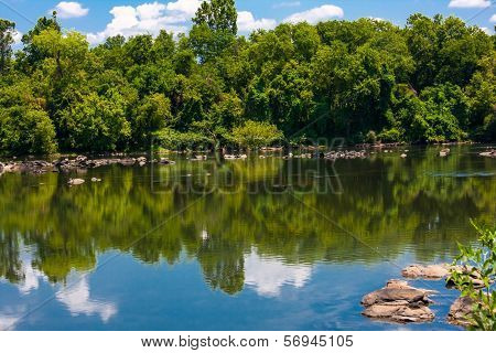 Reflections In A River