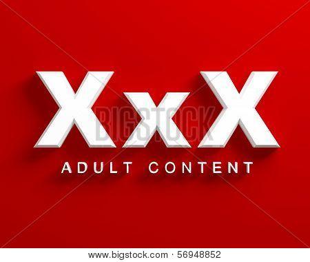 Xxx Adult Content