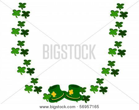 clover irish hats