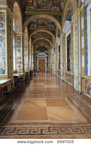 The Raphael Loggias. State Hermitage