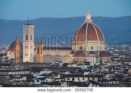 The Dome Of Florence