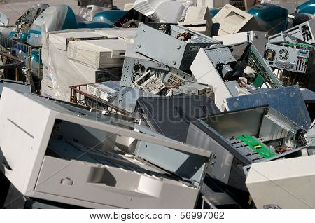 Old Pcs Recycling