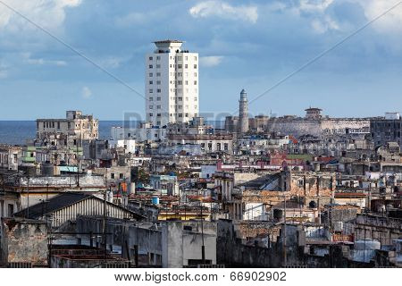 view of Havana on a sunny day