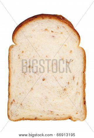 sliced of wholemeal bread