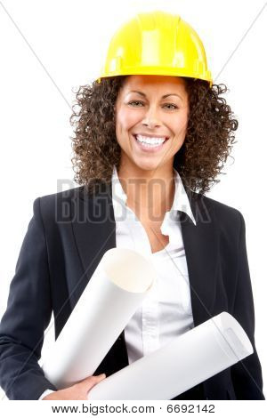 Architect Woman