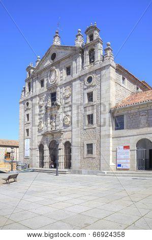 City Avila, Monastery Of Saint Teresa