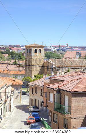 Avila. Cityscape