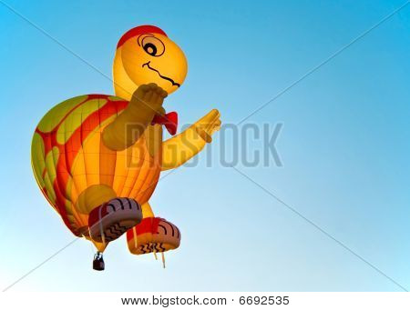 Hot Air Turtle