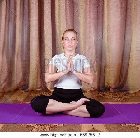 Woman Yogi