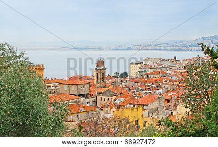 The Old Mediterranean Town