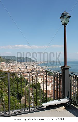 panorama di salerno
