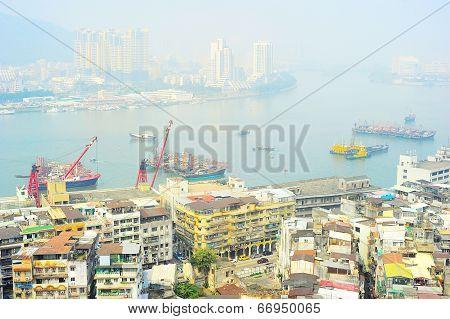 Macau Slums