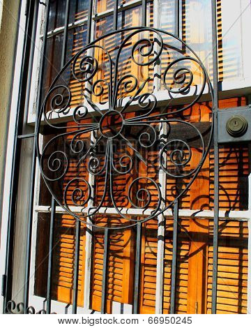 Window Ironwork