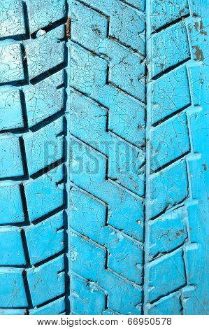 Tyre Tread Bar