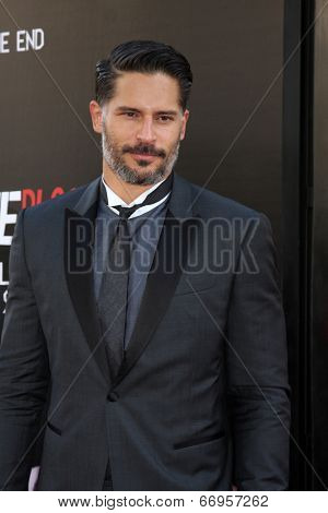 LOS ANGELES - JUN 17:  Joe Manganiello at the HBO's