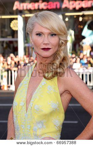 LOS ANGELES - JUN 17:  Tara Buck at the HBO's