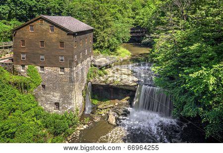 Lanterman's Grist Mill