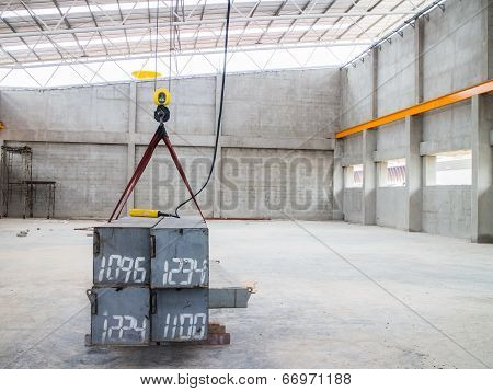 Overhead Crane Test