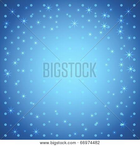 Cute star background.