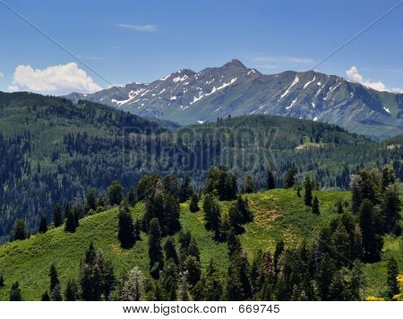 Utah Mountain - 2