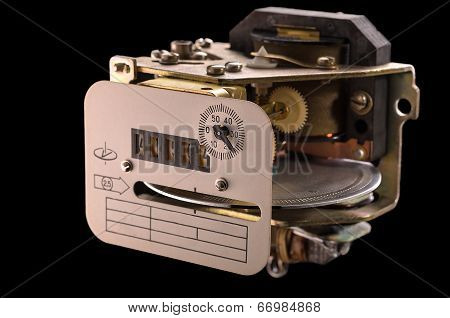Old Appliance Electricity Metering