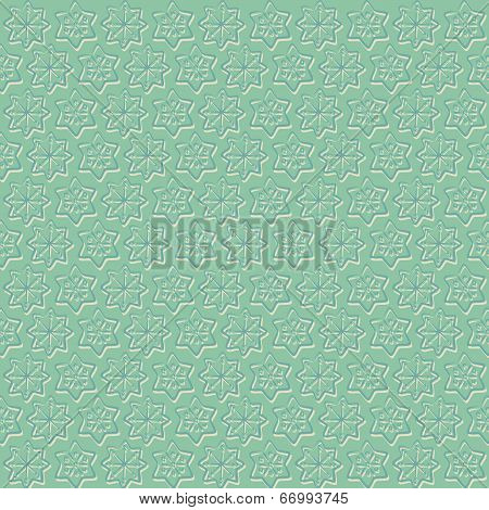 creative shatr shape pattern background vector