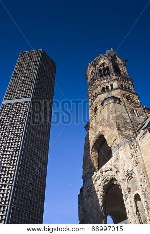 Kaiser-wilhelm-gedächtnis-kirche, Berlin