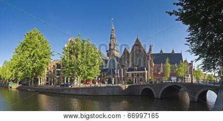 Oude Kerk Church, Amsterdam