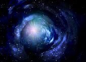 stock photo of stellar  - Deep Space - JPG