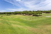 foto of vilamoura  - Training golf course in the Vilamoura Portugal - JPG