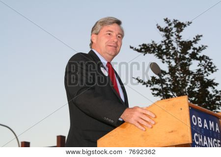 United States Senator Sheldon Whitehouse