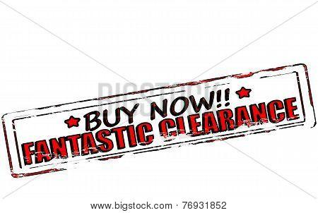 Fantastic Clearance