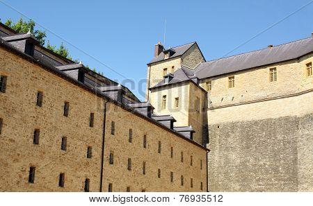 Castle of Sedan.france