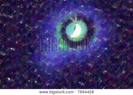 Stock Image Of Night Sky