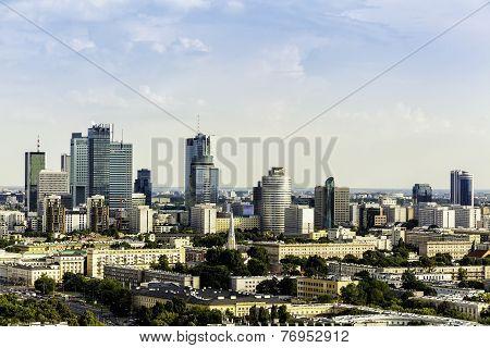 Warsaw Business Center