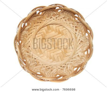 Willow Plate Isolated