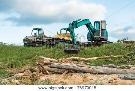 Digger & Trucks