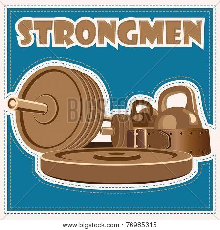 Strongman Jeans