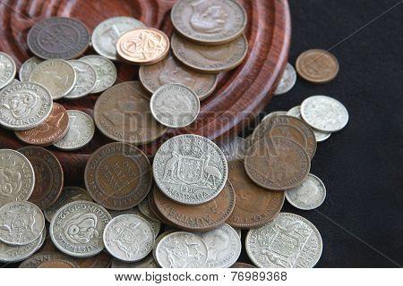 Old Australian Money