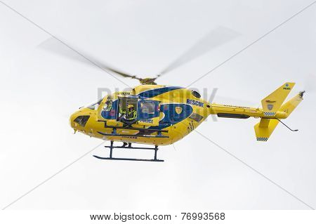 Rotor-Lift Helicopter