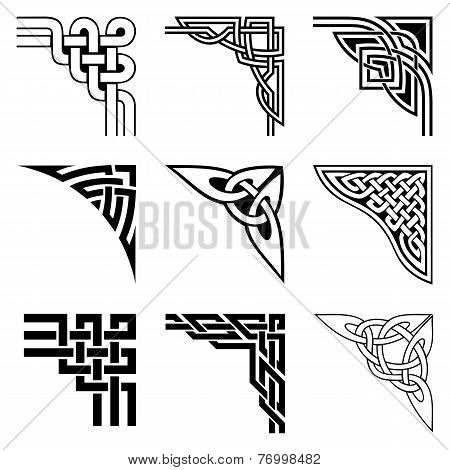 celtic corners set