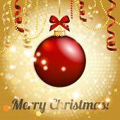 picture of weihnachten  - New Year greeting card - JPG