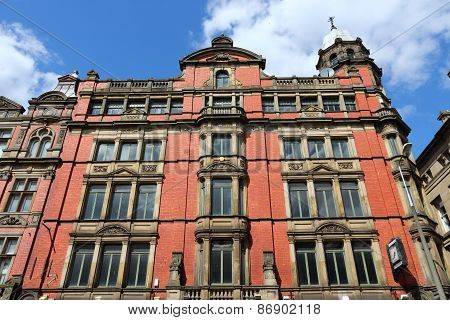 Liverpool Apartment Building