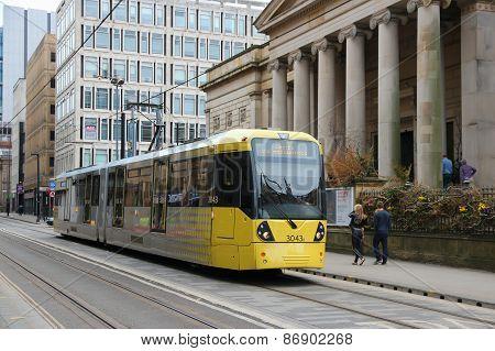 Manchester Public Transport
